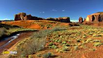 Still #1 from HD Window: The Great Southwest