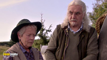 A still #17 from What We Did on Our Holiday with Billy Connolly and Annette Crosbie