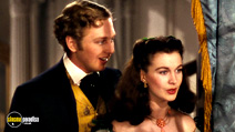 A still #18 from Gone with the Wind with Vivien Leigh and Rand Brooks