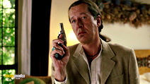 A still #15 from Intolerable Cruelty with Geoffrey Rush