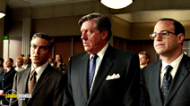 A still #20 from Intolerable Cruelty with George Clooney, Edward Herrmann and Billy Bob Thornton