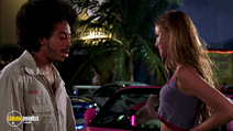 A still #19 from 2 Fast 2 Furious with Ludacris and Devon Aoki