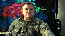 A still #21 from Edge of Tomorrow with Brendan Gleeson