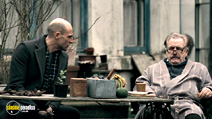 A still #8 from Blood (2012) with Brian Cox and Mark Strong