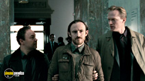 A still #2 from Blood (2012) with Paul Bettany, Stephen Graham and Ben Crompton