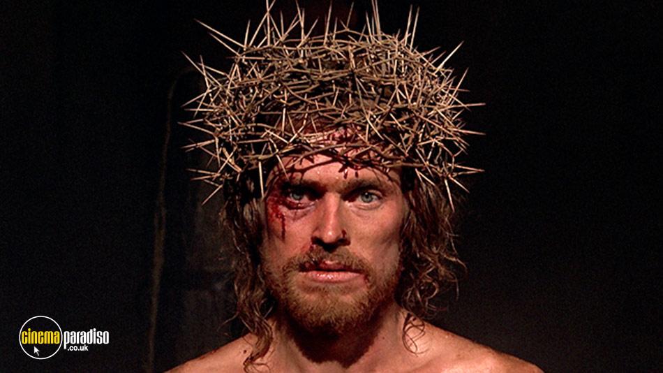 The Last Temptation of Christ online DVD rental