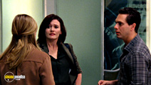A still #14 from The Newsroom: Series 1 with Emily Mortimer and Thomas Sadoski