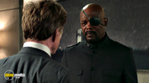 A still #18 from Captain America: The Winter Soldier with Samuel L. Jackson