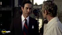 A still #3 from Gold (1974) with Bradford Dillman and Tony Beckley