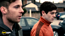 A still #5 from The Rise (2012) with Luke Treadaway and Iwan Rheon