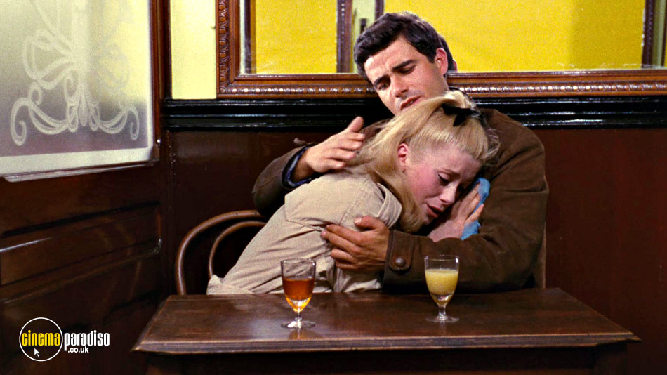 The Umbrellas of Cherbourg (aka Les parapluies de Cherbourg) online DVD rental