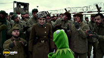 A still #16 from Muppets Most Wanted with Tina Fey