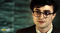 A still #3 from Kill Your Darlings with Daniel Radcliffe