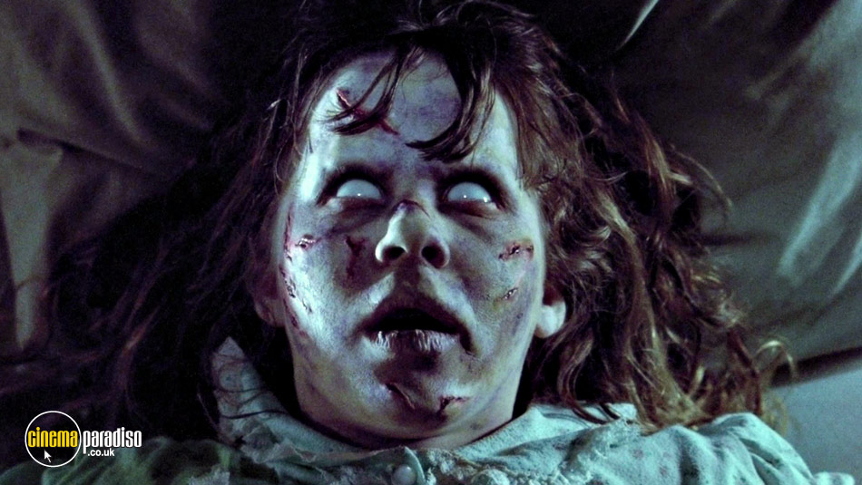 The Exorcist online DVD rental