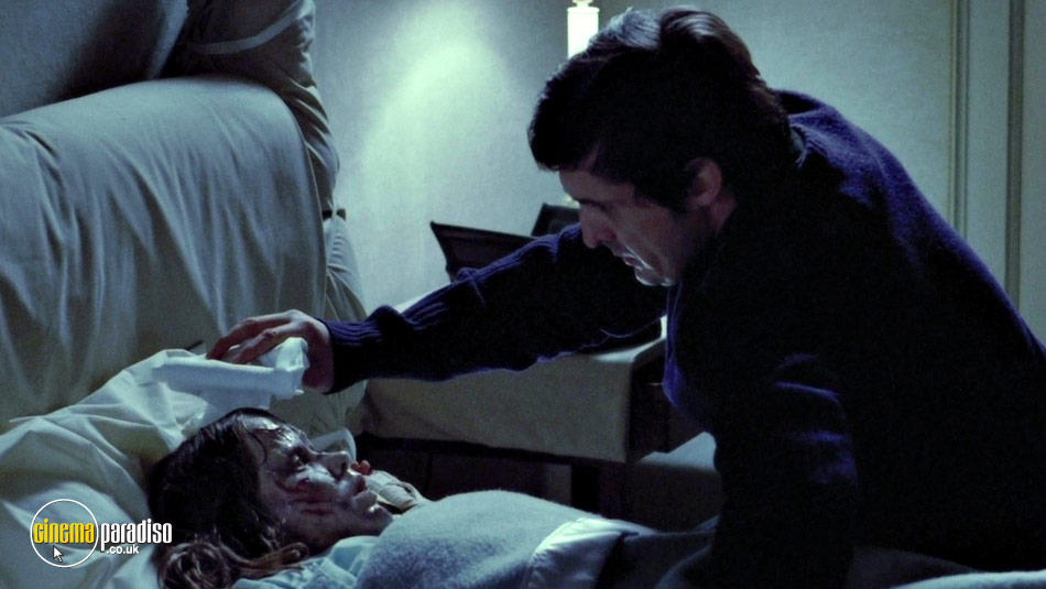 Still from The Exorcist