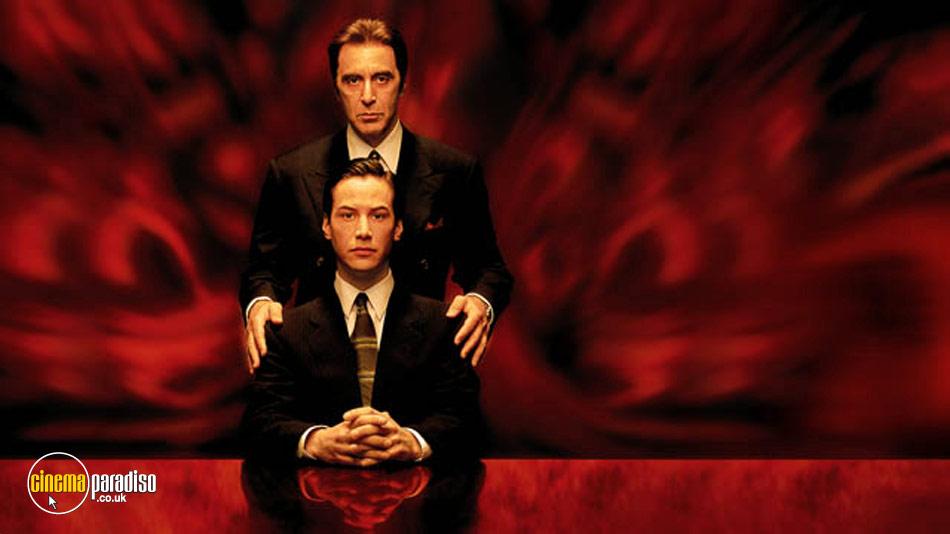 Devil's Advocate online DVD rental