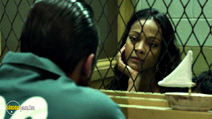 A still #16 from Blood Ties with Zoe Saldana