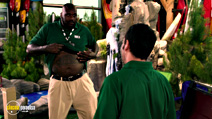 A still #21 from Blended with Shaquille O'Neal