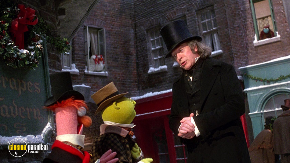 The Muppet Christmas Carol online DVD rental
