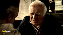 A still #13 from The Sopranos: Series 5 with Robert Loggia