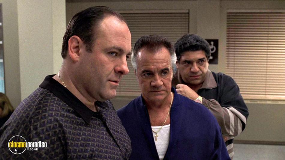 The Sopranos: Series 2 online DVD rental
