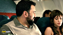 A still #6 from Bachelorette (2012) with Horatio Sanz and Lizzy Caplan