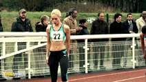 A still #4 from Fast Girls (2012) with Lily James