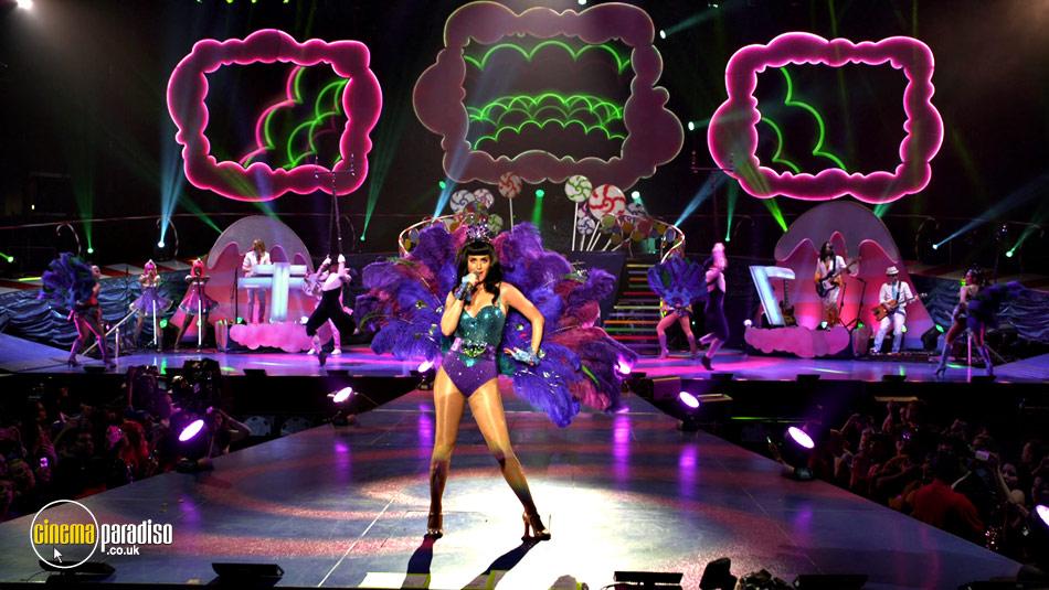 Katy Perry: Part of Me online DVD rental