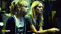 A still #8 from Storage 24 (2012) with Antonia Campbell-Hughes and Laura Haddock