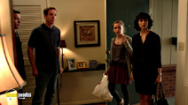 A still #11 from Homeland: Series 1 with Damian Lewis, Morena Baccarin and Morgan Saylor