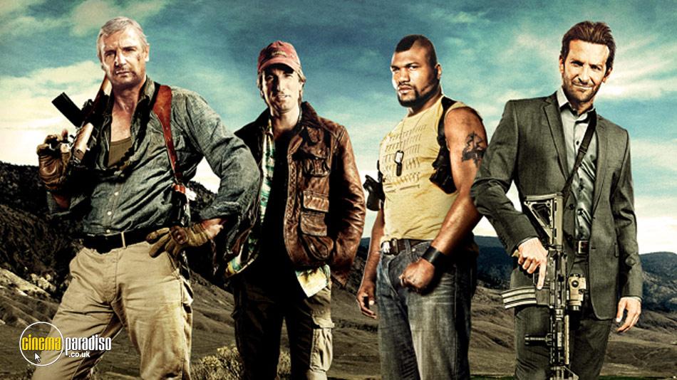 The A-Team online DVD rental