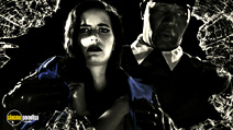 A still #19 from Sin City: A Dame to Kill For with Dennis Haysbert and Eva Green