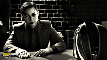 A still #14 from Sin City: A Dame to Kill For with Joseph Gordon-Levitt