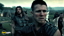 A still #3 from Hammer of the Gods (2013) with Clive Standen and Charlie Bewley