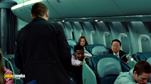 A still #15 from Non-Stop with Julianne Moore and Nate Parker