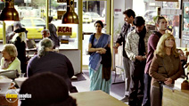 A still #5 from English Vinglish (2012) with Sridevi and Mehdi Nebbou