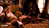 A still #4 from Tideland (2005) with Jodelle Ferland and Jennifer Tilly