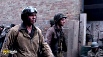 A still #17 from Fury with Brad Pitt