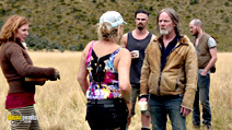 A still #20 from Top of the Lake: Series 1 with Peter Mullan and Jay Ryan