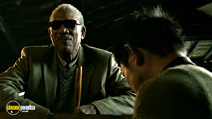 A still #16 from Unleashed with Morgan Freeman
