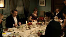 A still #5 from Bel Ami (2012) with Colm Meaney, Robert Pattinson and Kristin Scott Thomas