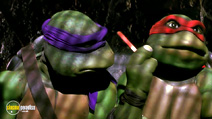 Still #3 from Teenage Mutant Ninja Turtles: The Movie