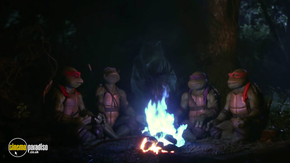 Teenage Mutant Ninja Turtles: The Movie online DVD rental