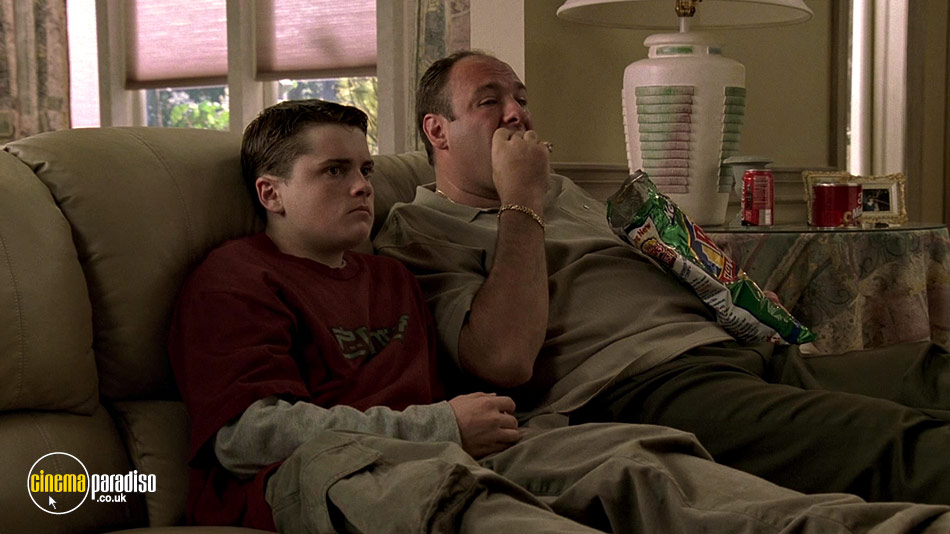 The Sopranos: Series 3 online DVD rental