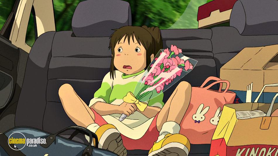 Spirited Away (aka Sen to chihiro no kamikakushi) online DVD rental