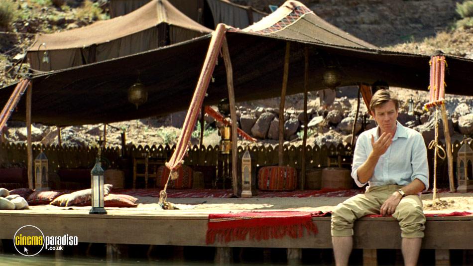 Salmon Fishing in the Yemen online DVD rental