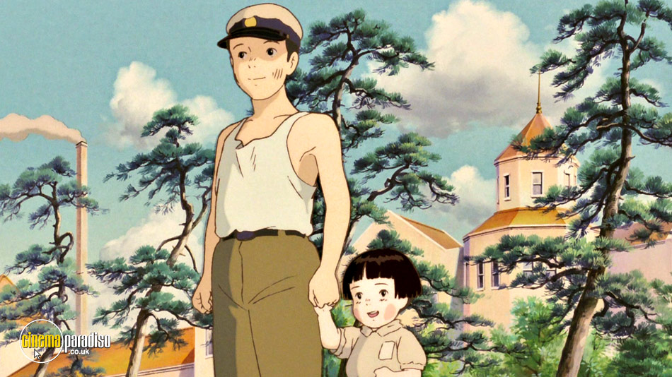 Grave of the Fireflies (aka Hotaru no haka) online DVD rental