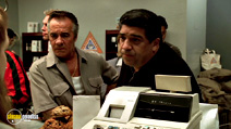 A still #18 from The Sopranos: Series 1 with Tony Sirico and Vincent Pastore