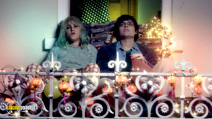 A still #1 from Elfie Hopkins (2012) with Jaime Winstone and Aneurin Barnard