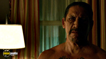 A still #4 from A Very Harold and Kumar Christams (2011) with Danny Trejo